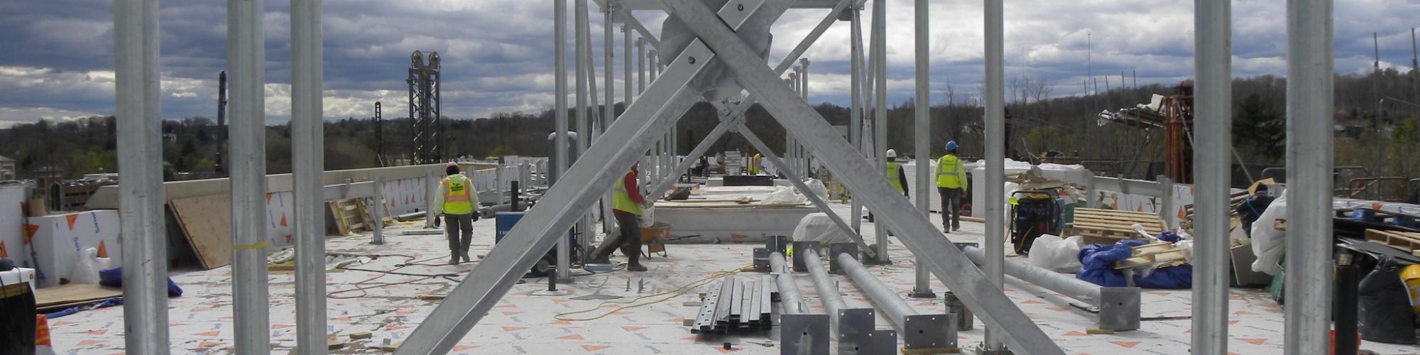 Constrution Steel