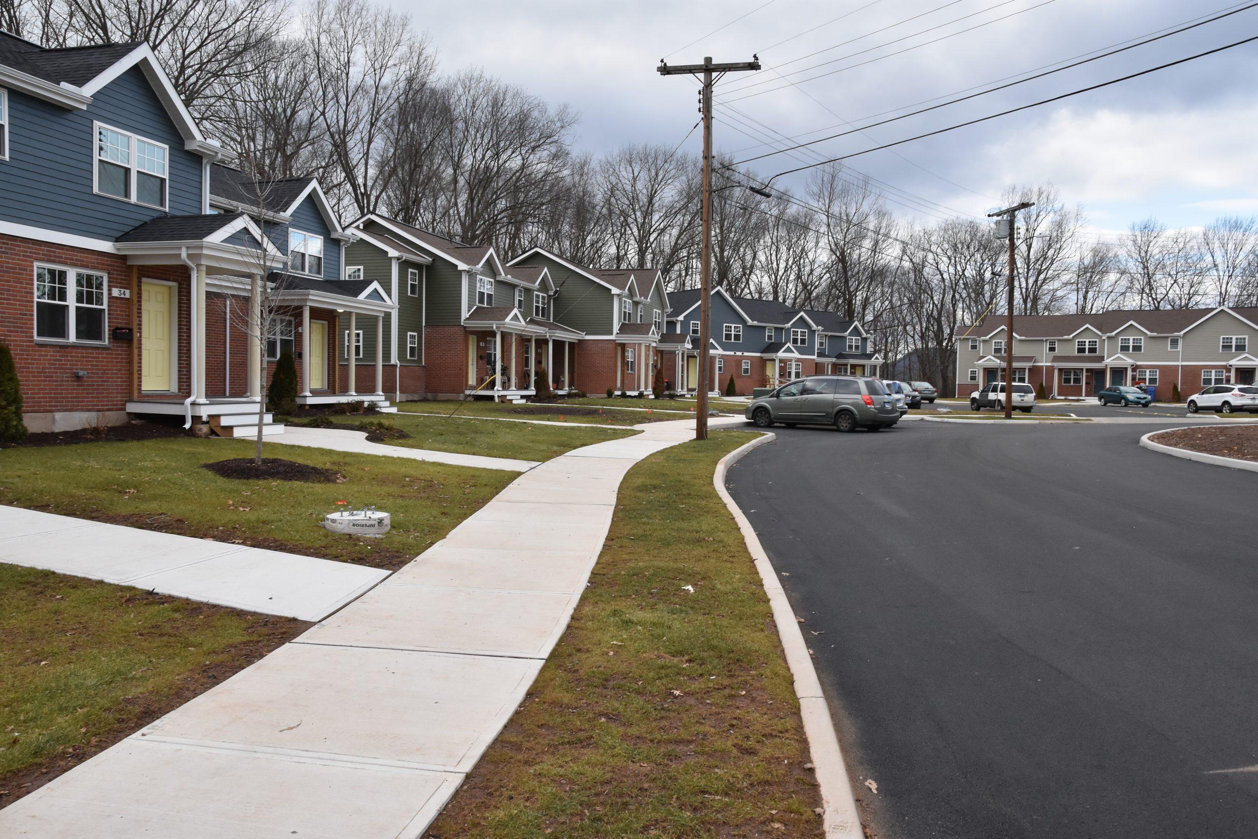 Yale Acres Development